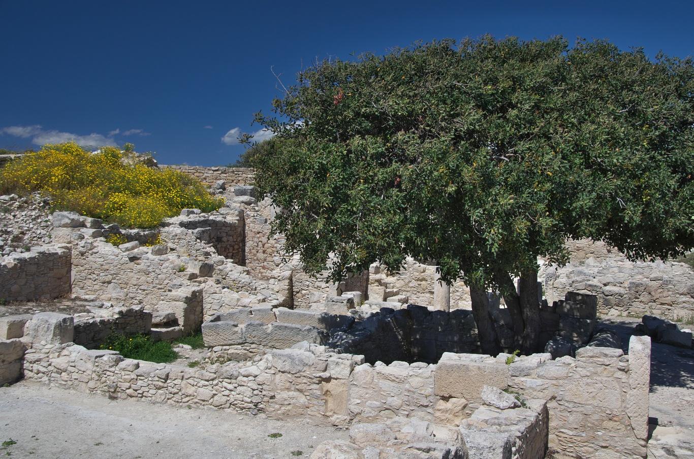 Archeologické naleziště Kourion