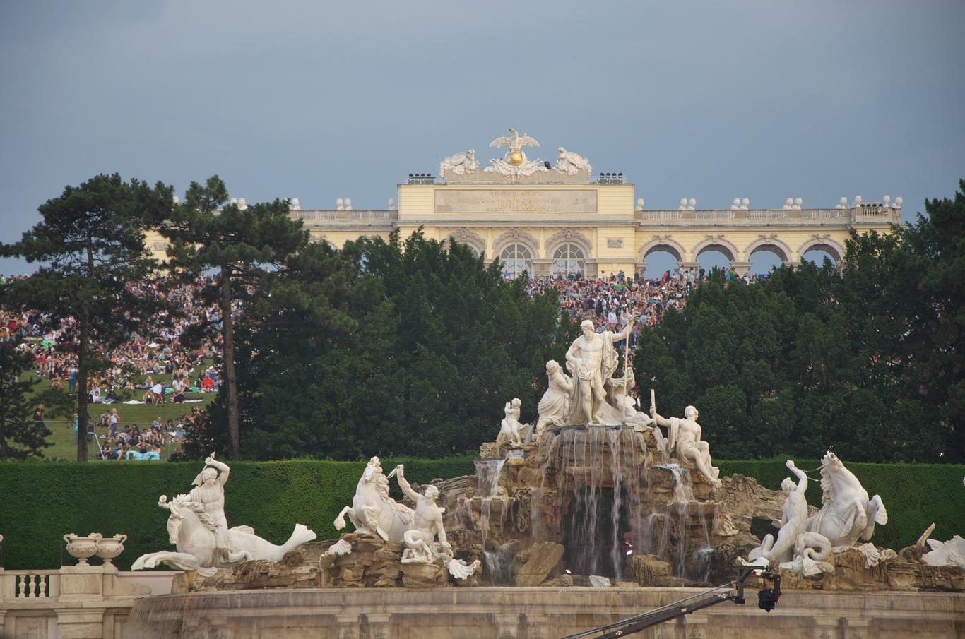Sommernachtskonzert Schönbrunn
