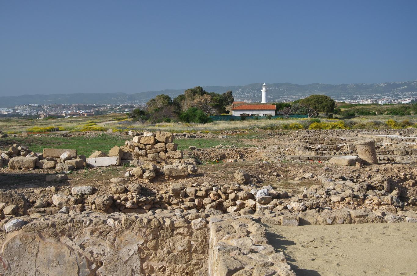 Archeologické naleziště Kato Pafos