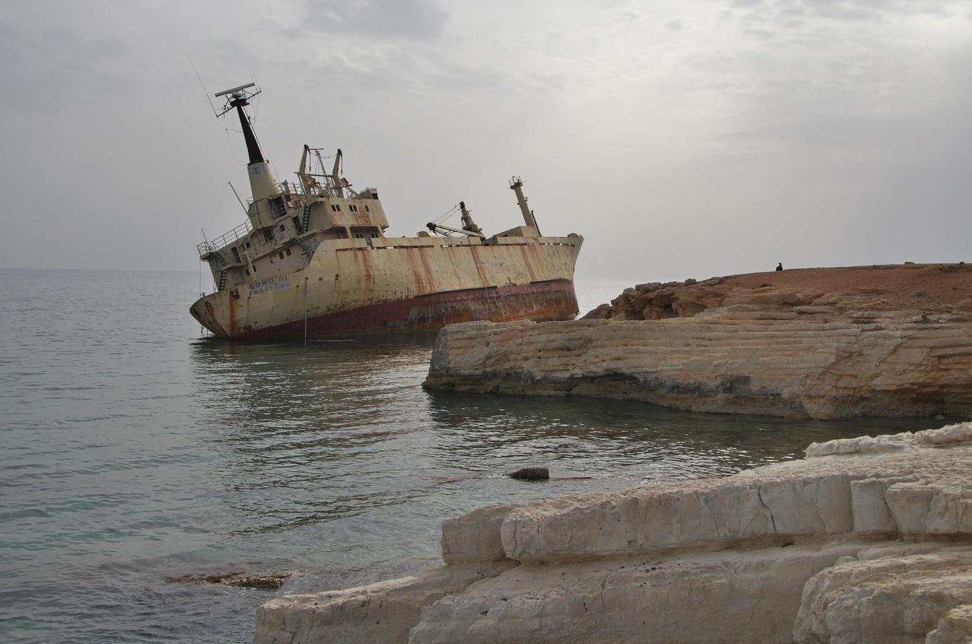 Vrak lodi Erdo III