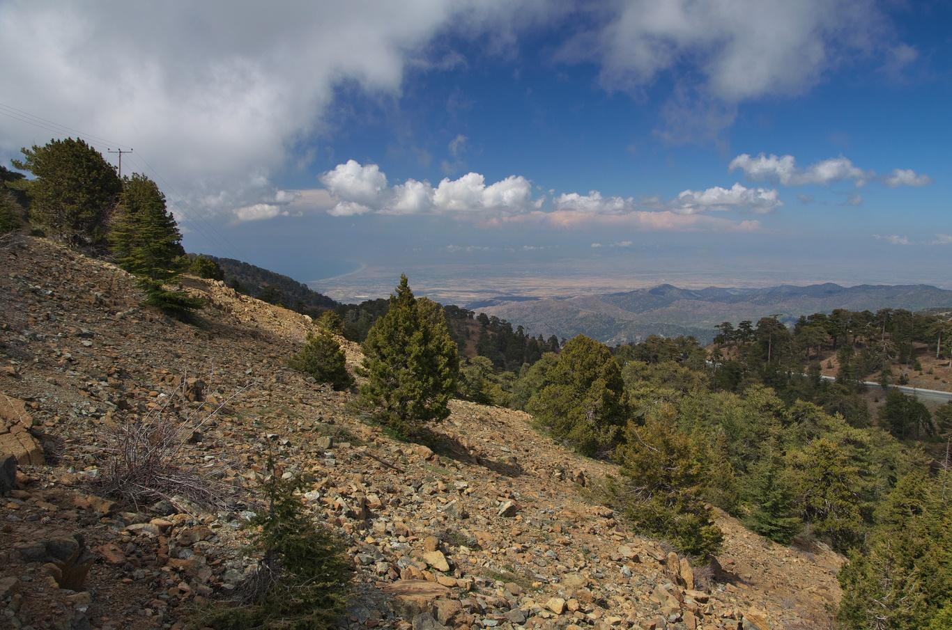 Pohoří Troodos