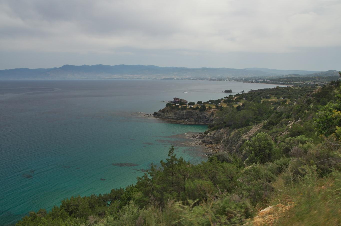 Poloostrov Akamas