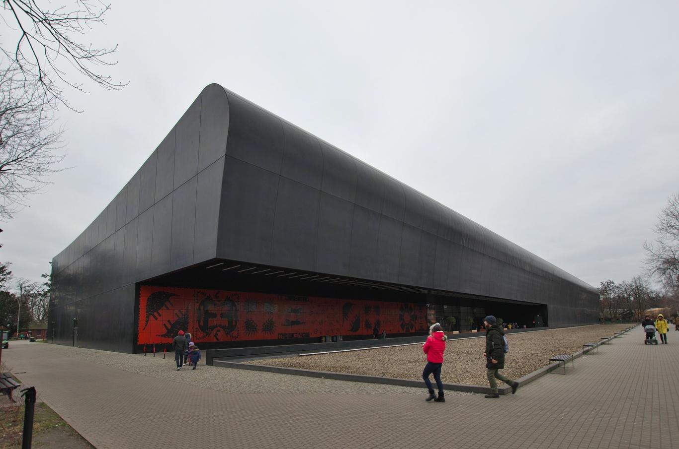 ZOO Wrocław, Afrykarium