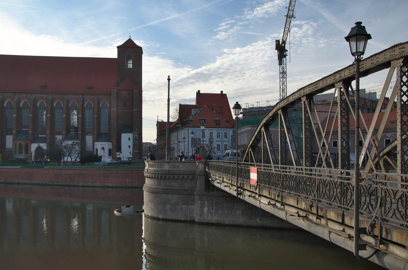 Most Młyński Południowy