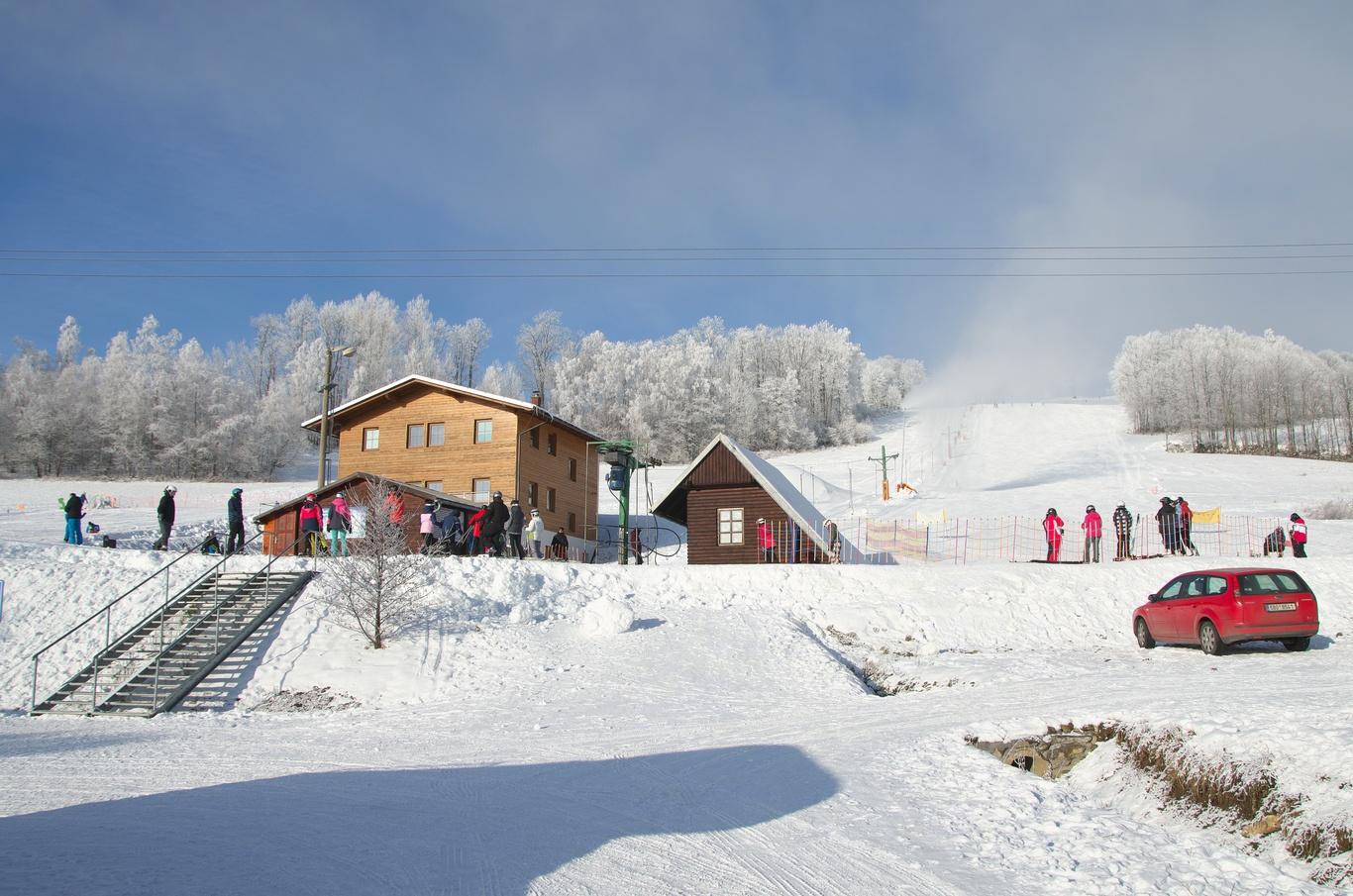 Ski areál Kunčice