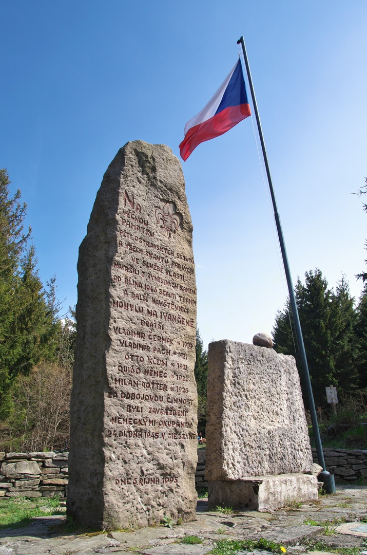 Mohyla Ivančena