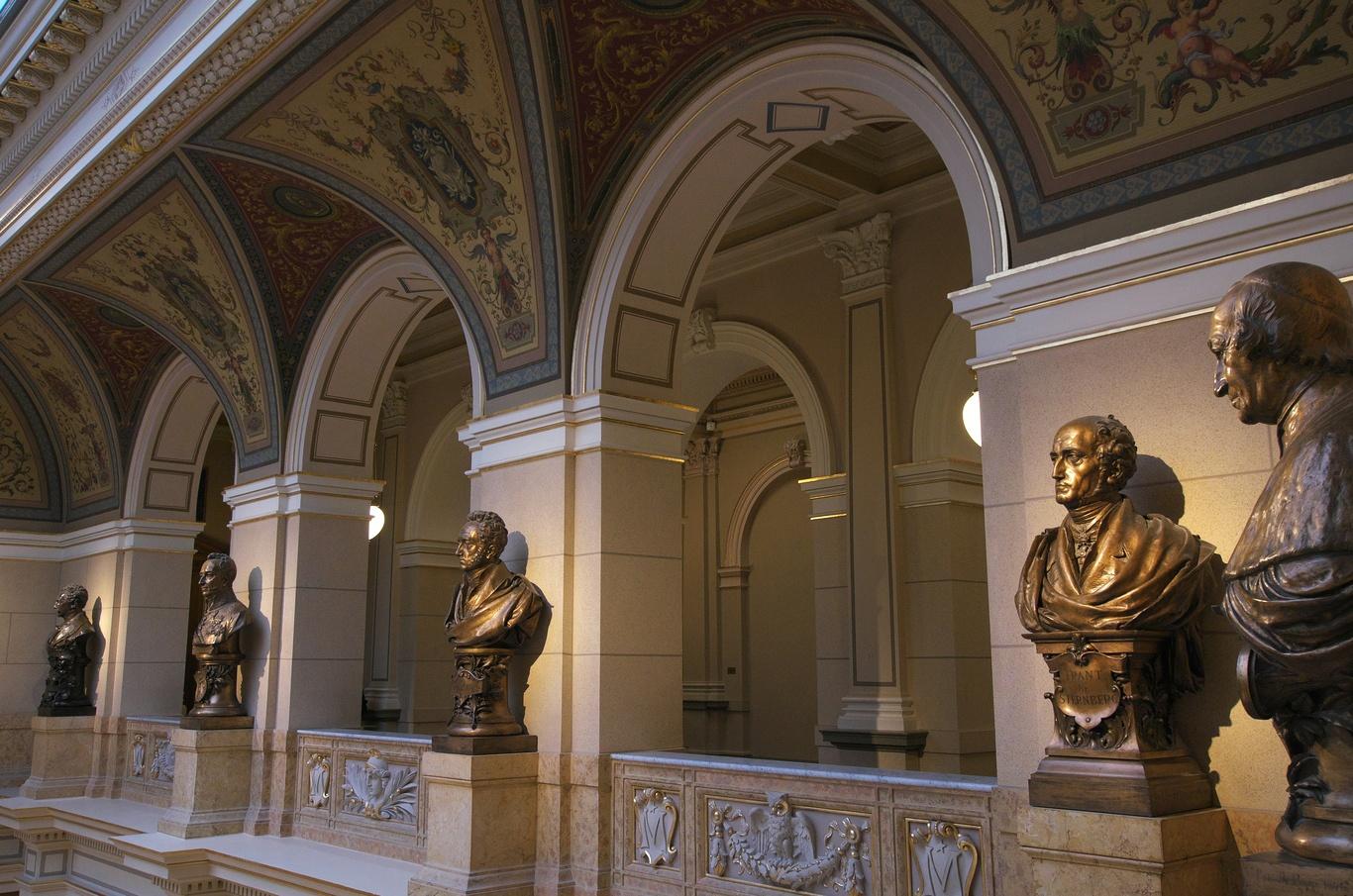 Historická budova Národního muzea